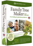 Family Tree Maker 2012 Deluxe Edition