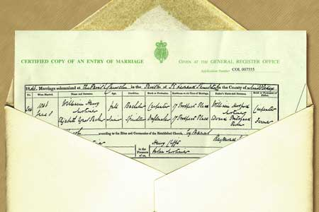 Marriage Certificates Online | Buy Marriage Certificates | Marriage ...