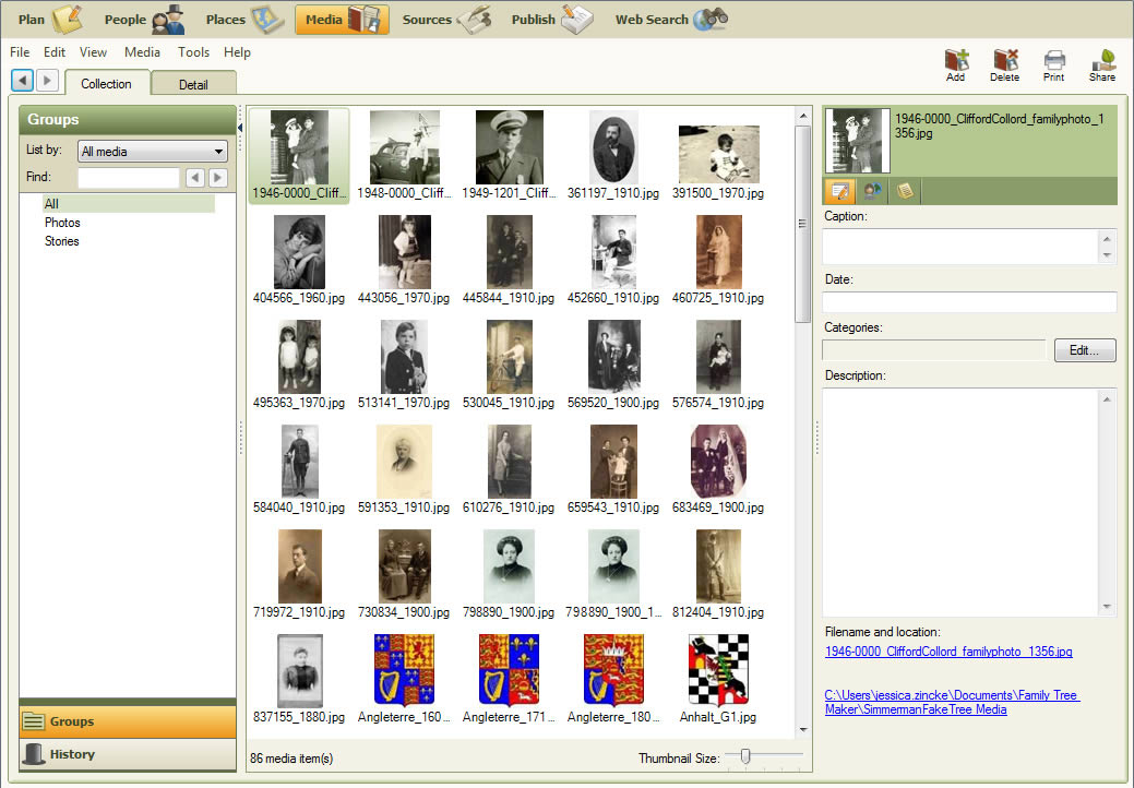 family tree maker 2011 family history software ancestry shop. Black Bedroom Furniture Sets. Home Design Ideas